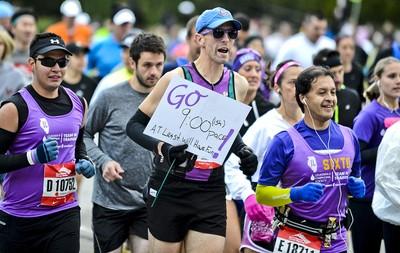 largada maratona de chicago (Foto: Agência EFE)