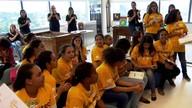 Projeto em São Paulo aproxima meninas e tecnologia