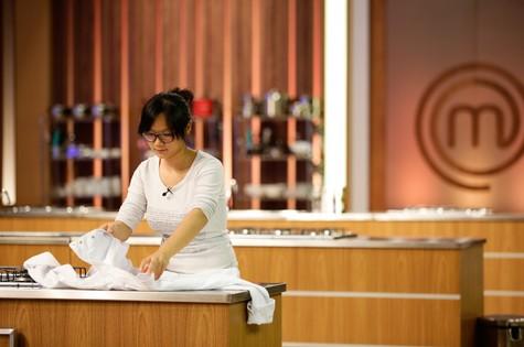 Jiang deixou a competição na noite desta terça (Foto: Divulgação)