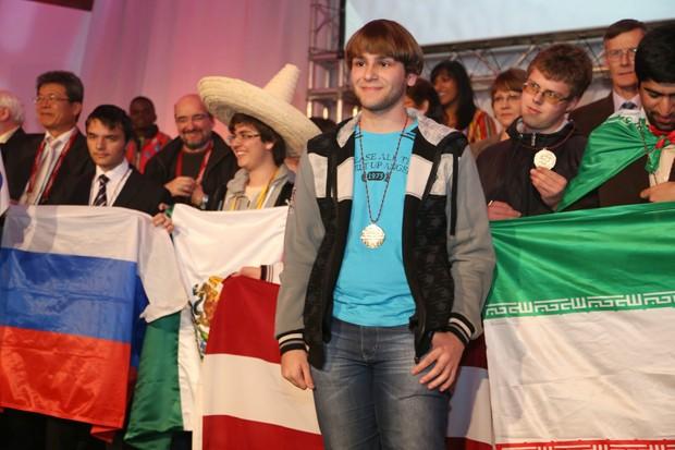 Após 34 medalhas em olimpíadas de matemática, Murilo foi aceito na Universidade de Princeton, nos EUA, e pretende estudar matemática no exterior (Foto: Arquivo pessoal)