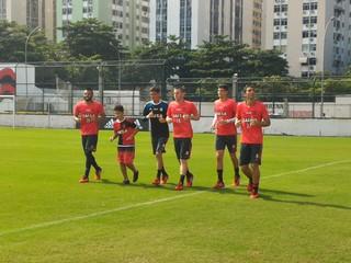 Flamengo define empr�stimo, e C�sar vai se apresentar � Ponte na ter�a