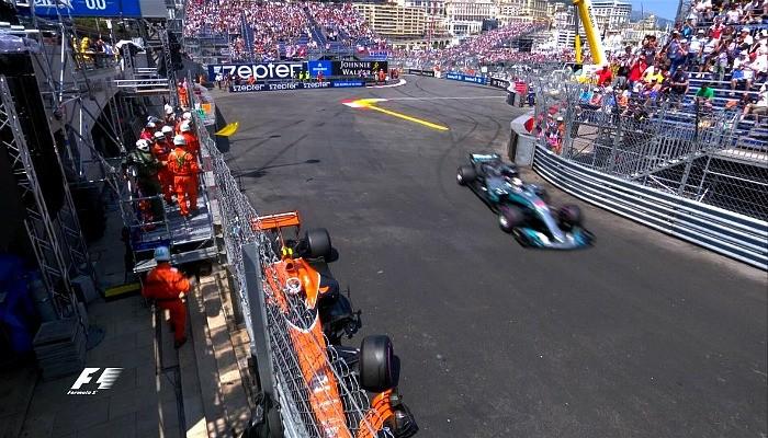 Stoffel Vandoorne bate no fim do Q2 em Mônaco