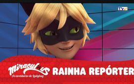 Rainha repórter