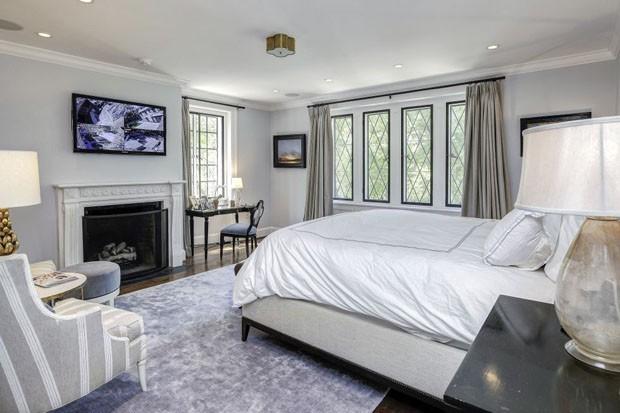 A residência possui nove quartos (Foto: Reprodução)