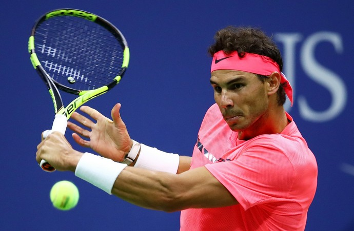 Rafael Nadal US Open (Foto:  Clive Brunskill/Getty Images)