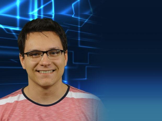 Ivan (Foto: BBB/ Blog da Produção)