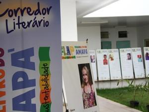 Corredor literário da Flap 2014 leva poesia para Macapá, Santana e Mazagão (Foto: Divulgação)