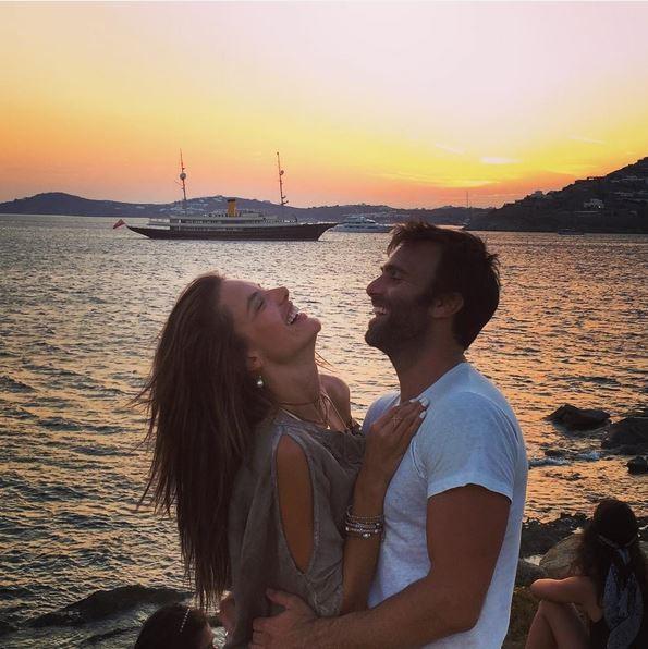 Alessandra Ambrósio e Jamie Mazur (Foto: Reprodução/Instagram)