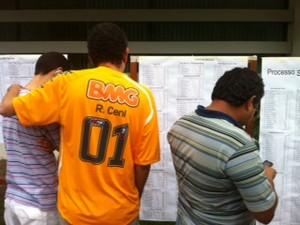 Lista saiu nesta sexta-feira (Foto: Tiago Melo/G1 AM)