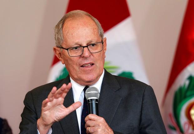 Presidente peruano se recusa a renunciar por suspeitas ligadas à Odebrecht