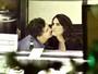 Orlando Bloom é flagrado aos beijos com atriz brasileira Luisa Moraes