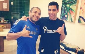 Companheiro de treinos de José Aldo, Felipe Olivieri assina contrato com UFC