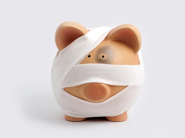 Dívidas (Foto: Shutterstock)