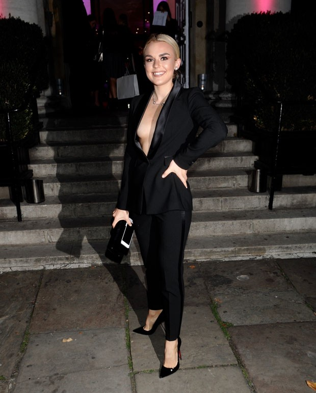 Tallia Storm (Foto: BackGrid)