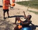 Sandro Silva inicia treinamento físico antes da reapresentação do Vasco