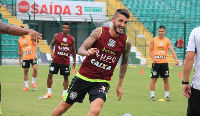 Marquinhos Figueirense (Foto: Luiz Henrique/Figueirense FC)