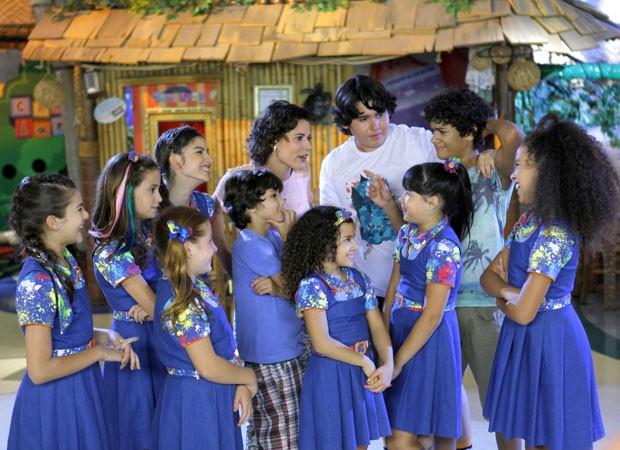 Chiquititas (Foto: Divulgação/SBT)