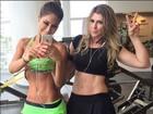 Mayra Cardi dá dicas para amiga e a ajuda a perder cinco quilos em 25 dias