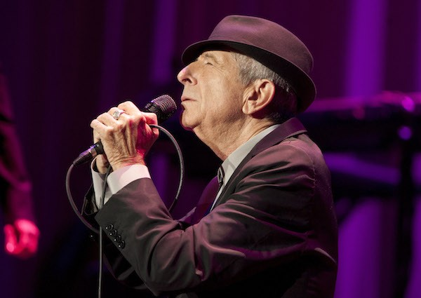 O cantor Leonard Cohen (Foto: Getty Images)