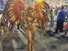 Destaque da Paraíso do Tuiuti diz usar fantasia de R$ 72 mil