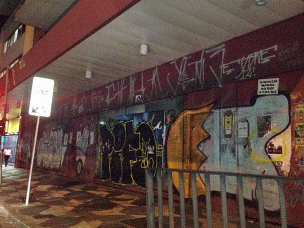 Cine Belas Artes deve reabrir as portas em maio, segundo projeto (Foto: Lívia Machado/G1)