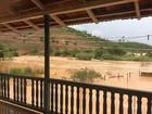 Alagamento deixa distrito em Baixo Guandu isolado, diz prefeitura