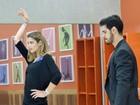 Ana Beatriz perde a timidez: 'Agora posso falar para um auditório cheio!'