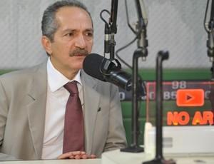 Aldo Rebelo Bom dia Ministro (Foto: Elza Fiuza / ABr)
