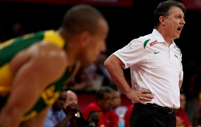 basquete ruben magnano brasil (Foto: Agência AP)