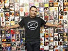 Leandro Lehart abre a casa para o EGO: 'Compus muita música aqui'