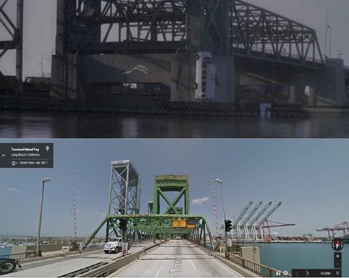 A ponte é cenário para um dos momentos mais eletrizantes do filme (Foto: Reprodução/Juliana Pixinine)