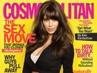 Kim Kardashian revela a revista planos de se casar com Kanye West