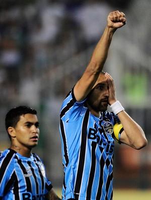 Barcos gol Grêmio x Palmeiras (Foto: Marcos Ribolli)