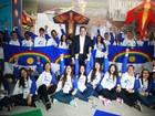 Grupo de 50 alunos da rede estadual de PE embarca para os EUA