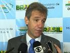 Meta do 'Mais Médicos' em Sergipe foi atingida, diz ministro da Saúde