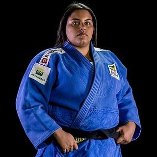 Maria Suelen Altheman judô (Foto: Márcio Rodrigues/MPIX/CBJ)