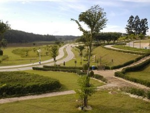 O Parque da Cidade é opção de lazer para os moradores de Jundiaí (Foto: Divulgação / Assessoria de Imprensa)