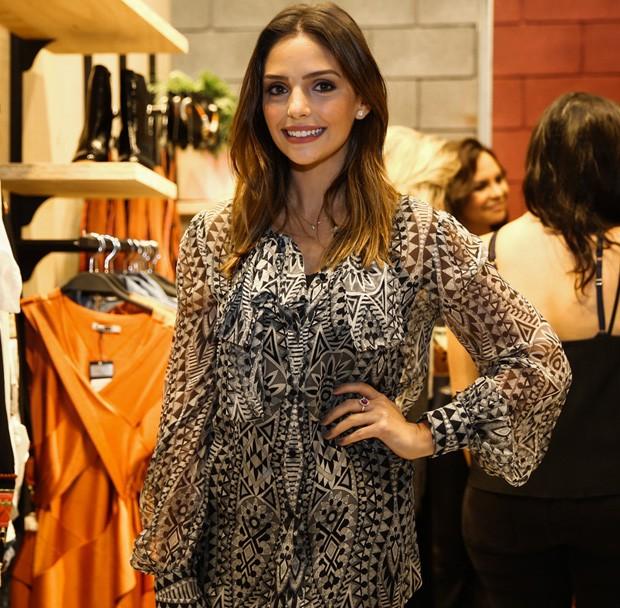 Carol Celico (Foto: Manuela Scarpa/Brazil News)