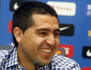 Juan Román Riquelme Boca Juniors (Foto: Reprodução / Site Oficial)