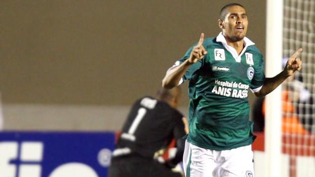 Ramon, Goias x América-MG (Foto: André Costa / Agência Estado)