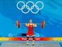 China é banida por 1 ano em todas as competições de levantamento de peso