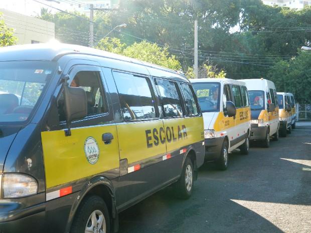 Fiscalização será para veículos com fins de placas de números pares (Foto: Divulgação / Urbes)