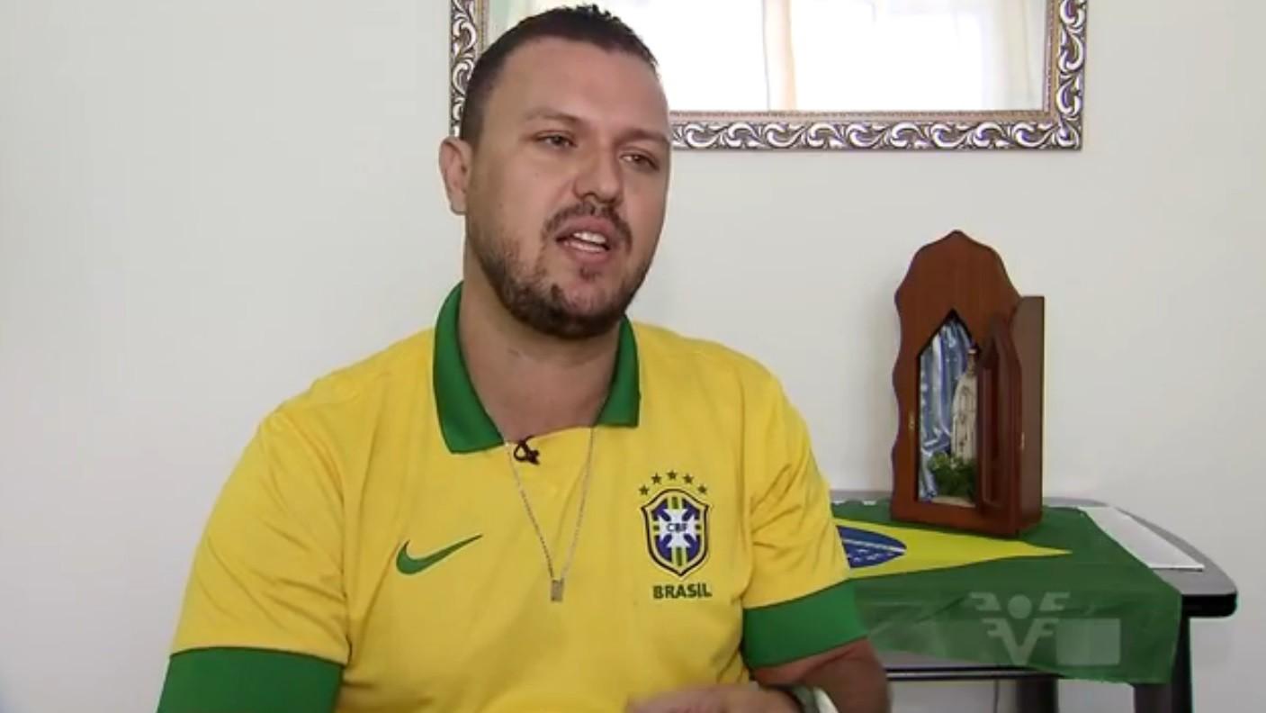 Fernando Negrão (Foto: Reprodução/ TV Tribuna)