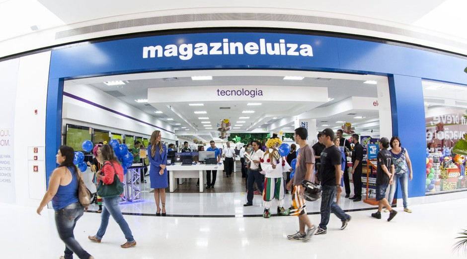 Unidade da Magazine Luiza (Foto: Divulgação)
