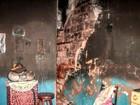 Homem esquece panela no fogão e incendeia casa de Engenheiro Coelho