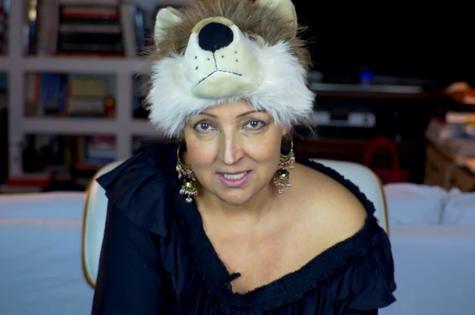 Betty Lago  (Foto: Reprodução do YouTube)