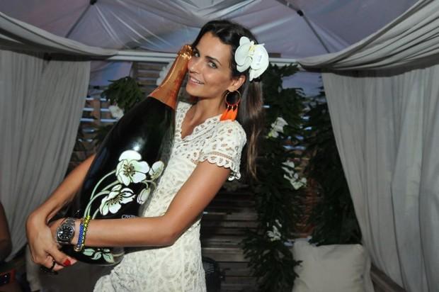 Fernanda Motta oferece festa em Jurerê  (Foto: Divulgação / Cassiano de Souza)