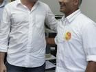 Lindbergh anuncia apoio do PT à candidatura de Romário ao Senado