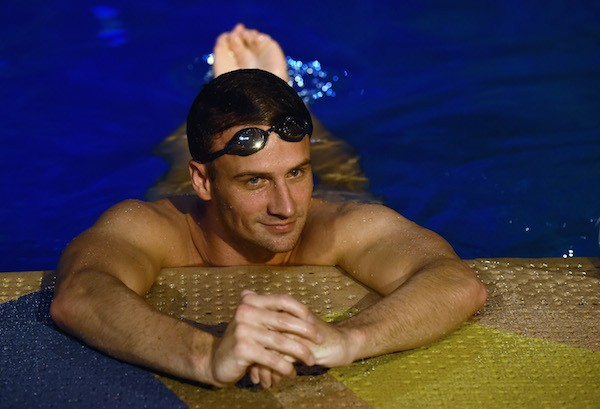O nadador Ryan Lochte  (Foto: Getty Images)