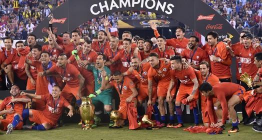 é campeão! (AFP)